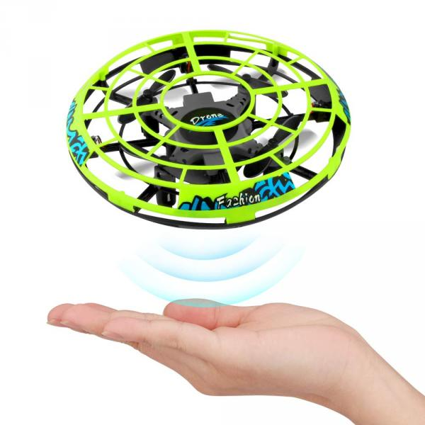 UFO Induktion Drohne LX-40 Selbstfliegendes 3D Quadrocopter