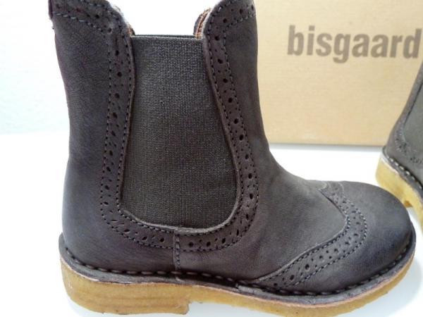 Bisgaard Leder Chelsea Boot grau 50230.217 Gr.28