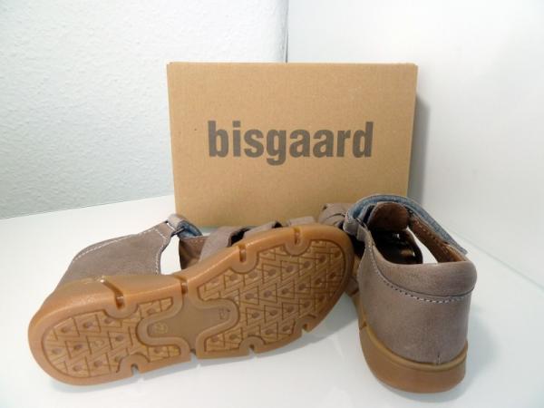 Bisgaard Leder geschlossene Sandalen unisex 70259.118 Gr.28