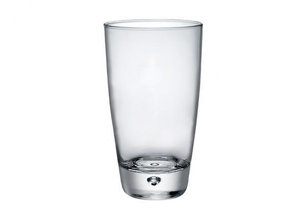 Trinkglas Luna 445 ml aus Glas Transparent (B/H/T) 8x14x8cm