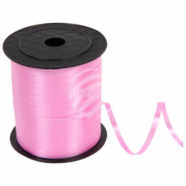 Geschenkband Dekoband rosa satiniert ca. 228,6m