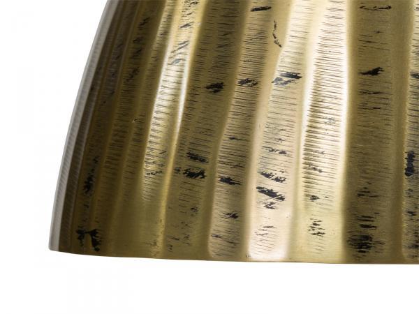 Hängeleuchte Dilara D30x28 Metall goldfarben