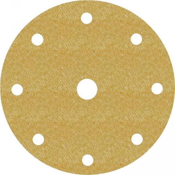 Haftschleifscheibe Hookit 255P, 150mm Körnung 320, für Holz/Lack, 500 Stück