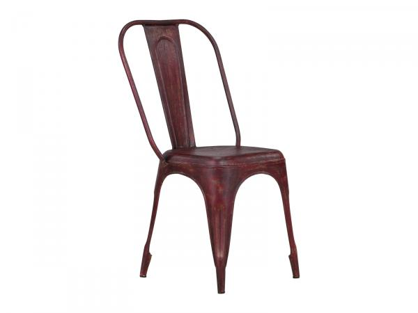 Stuhl Torix II Eisen rot