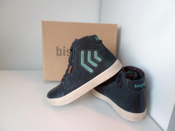 Bisgaard Leder Sneaker antracit 63102.217 Gr.26