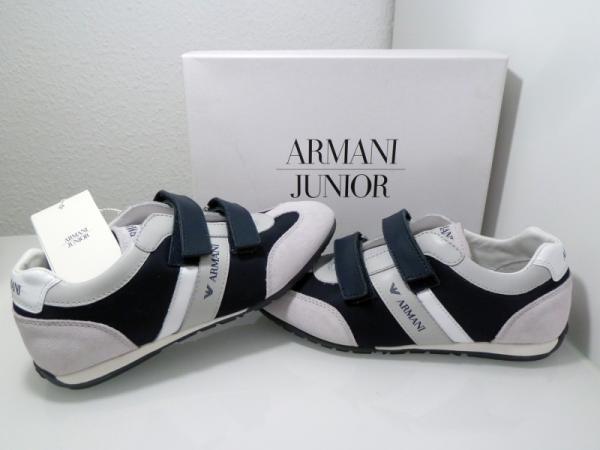 Armani Junior Sneaker T4510QP Gr.39