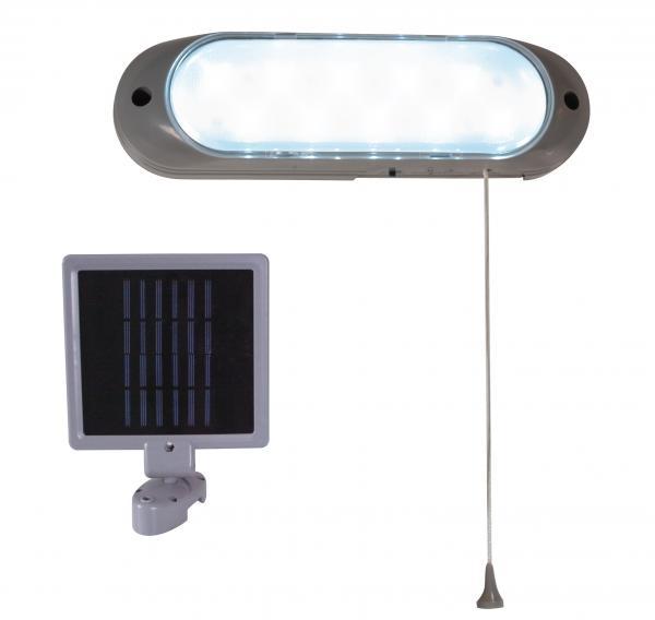 """LED Leuchte mit Solarstation """"Maya"""""""