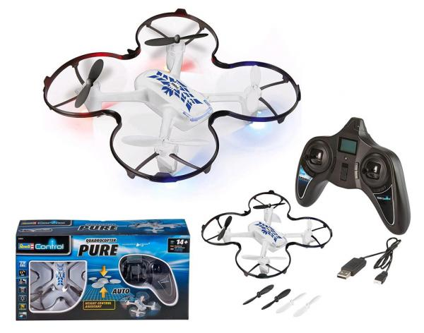 Revell Quadrocopter Drohne PURE ca 106 mm