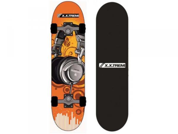 Skateboard Music XXTreme 'Music' - ca 79x19cm
