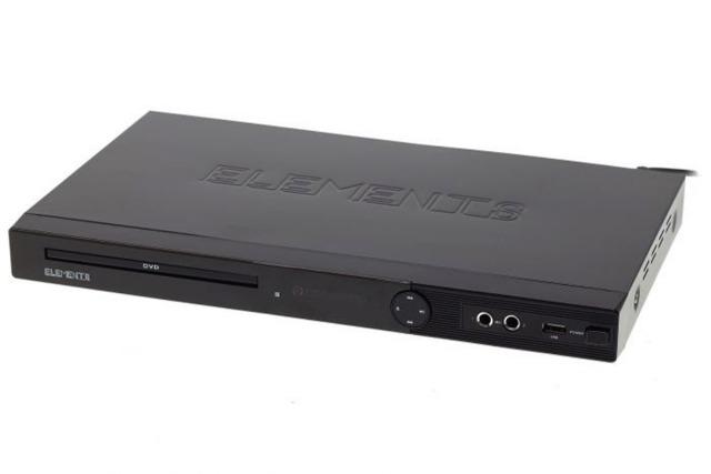 DVD Player Full HD mit HDMI USB OPTICAL Ausgang MPEG4 DVD CD MP3 MIKROFON Anschluss
