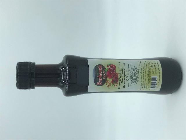 Barhoum Food Granatapfelsirup 350g Salatdressing aus Granatapfel 4005156254129
