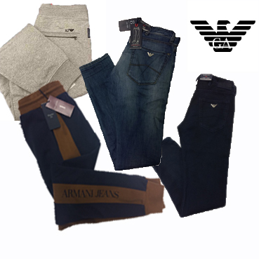 ARMANI jeans for men wholesale