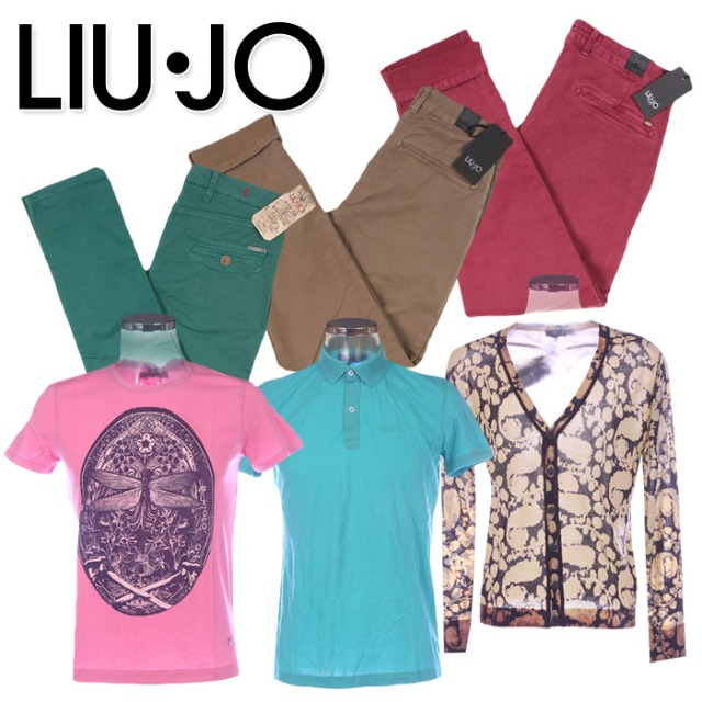 LIU JO clothes for men wholesale