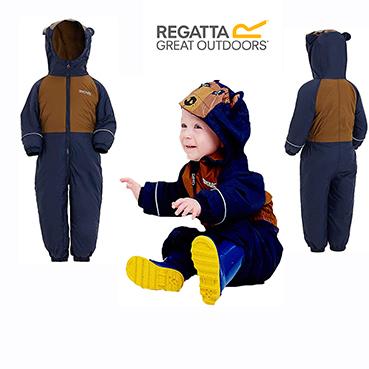 REGATTA overalls for kids wholesale