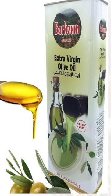 !Extra Natives Olivenöl 4L Kanister !! Naturprodukt !! kaltgepresst Güteklasse1 4005156154122