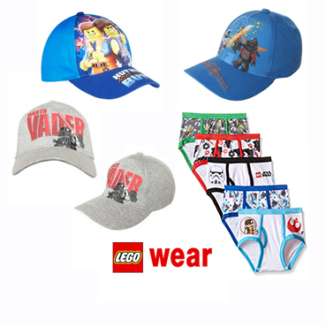 LEGO socks and panties for kids wholesale