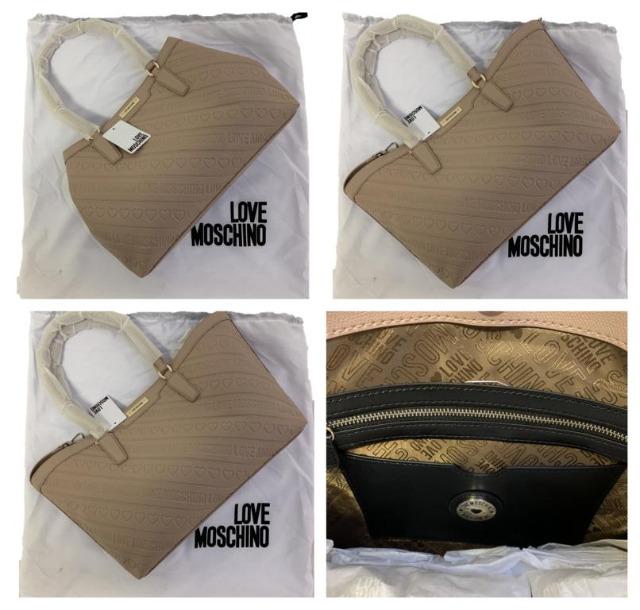 !Love Moschino Tasche Damen Handtasche Restposten