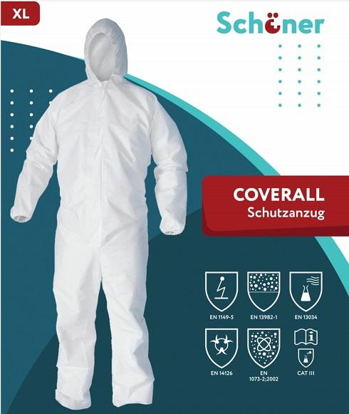 Schutzanzug,Coverall, Arbeitskleidung