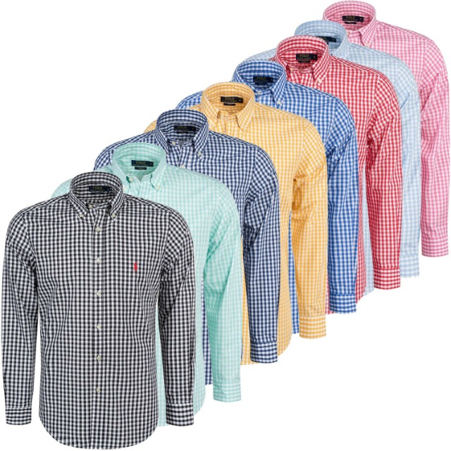 Ralph Lauren Polo Hemd
