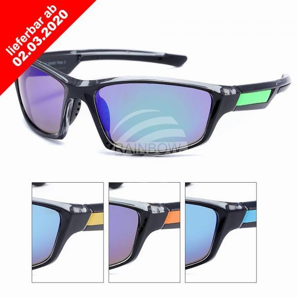 VIPER Sonnenbrille Design Sportbrille sortiert