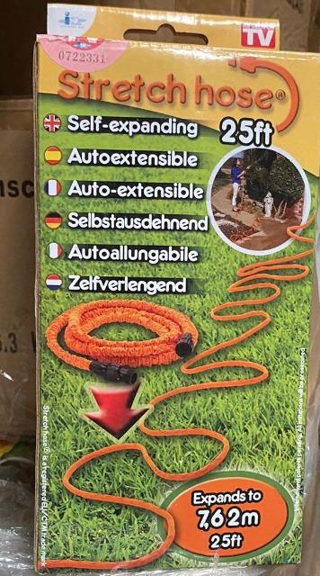 Flexibler Gartenschlauch  Länge 15 m