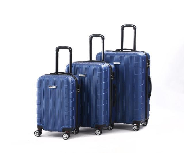 Hartschalen Kofferset 3-tlg. ABS Koffer Set 3 teilig