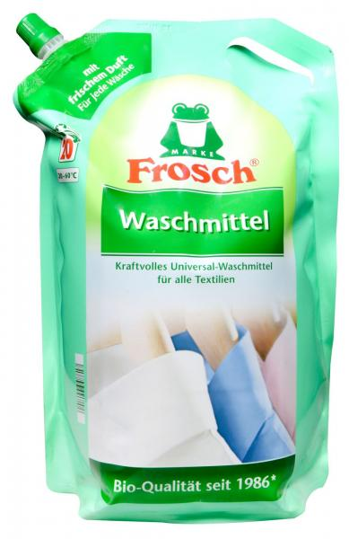 Frosch Waschmittel Flüssig 1,8 l