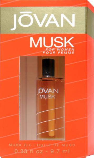 Jovan Musk Oil Parfume