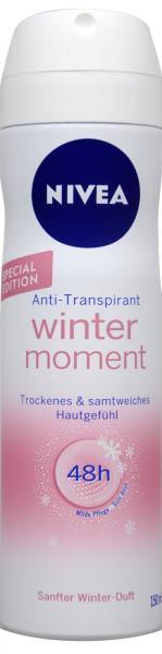 Nivea Deo Spray Winter Moment