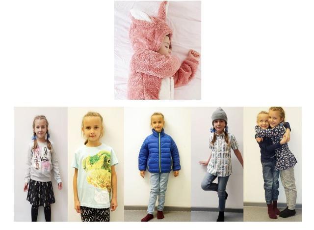 CUBUS Babies, Kinder und Jugendliche Kleidung