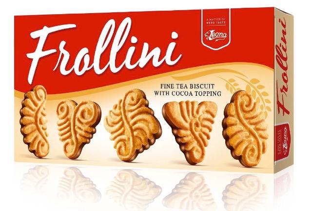 Frollini Fine Tea Biscuit 200g.
