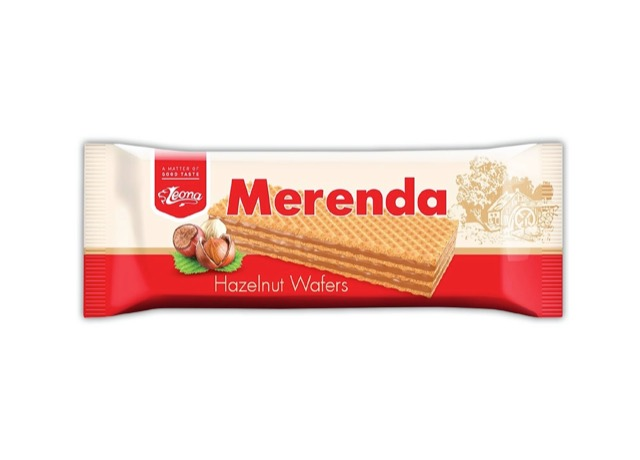 WAFERS - MERENDA 20g.