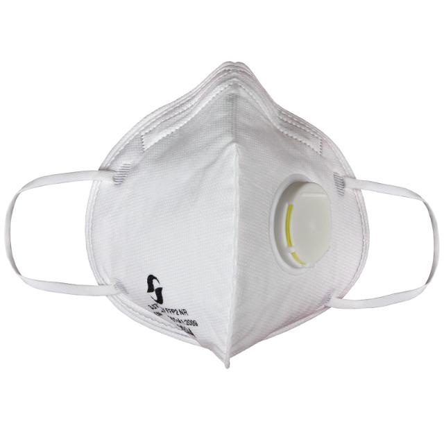Atemschutzmaske FFP2 mit Ventil *nach PSA zertifiziert von europäischer Prüfstelle* Ware lagernd in 84513-Töging am Inn*