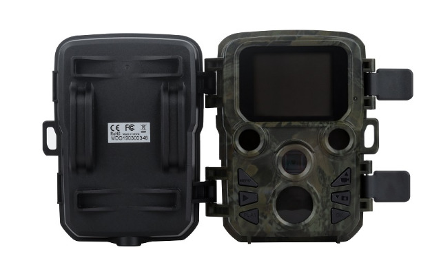 DENVER WCS-5020 Digitale Wildlife Mini-Kamera Mit 5mpixel CMOS Sensor
