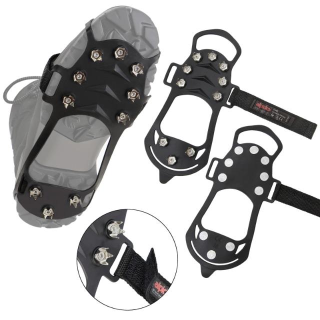 !Anti Rutsch Schuhspikes Ice Grips Schuhkrallen Schnee Spikes in den Größen M, L und XL
