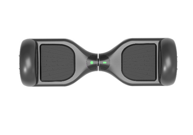 DENVER HBO-6620 Cityboard mit eingebautem Akku 2 x 250-W-Motoren mit bis zu 12 km / h erreichen eine Reichweite von bis zu 10 km pro Ladung