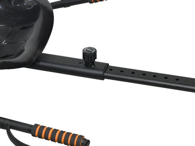 DENVER KAR-1550MK2 Kart zur Verwendung mit Balance Scooter Passend für alle DENVER Roller von 6,5