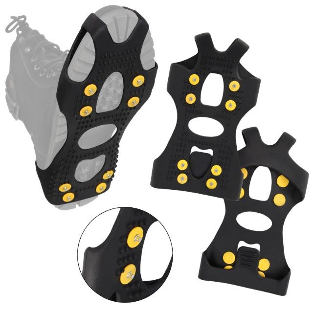 !Anti Rutsch Schuh Spikes Ice Grips in den Größen S, M, L und XL