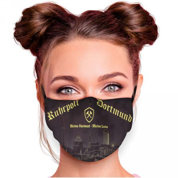 Mundschutz Motivmaske bedruckte Masken Stoffmasken