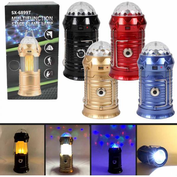 Startpaket mit 20 Stück Lampe  Powerbank