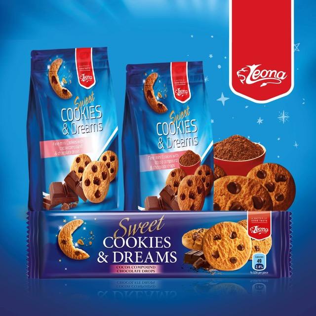 COOKIES Dreams 130g. Chocolate