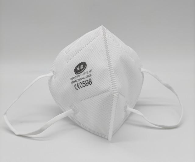 Atemschutzmaske FFP2 ohne Ventil *nach PSA zertifziert von europäischer Prüfstelle* Ware lagernd in 84513-Töging am Inn*