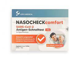 LEPU NASOCHECKcomfort SARS-CoV-2 Antigen-Schnelltest