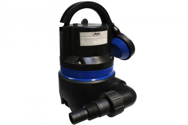 Schmutzwasserpumpe Tauchpumpe Gartenpumpe Brunnenpumpe 400 W Garten Tauch Pumpe