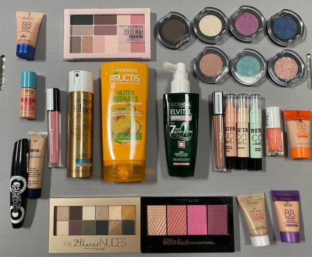 Geschenkbox Kosmetik im neuen Mix in neuer Lieferung
