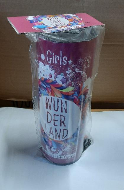 Wunderland Kids Girl, Mega TB ca. 20 cm Partyartikel