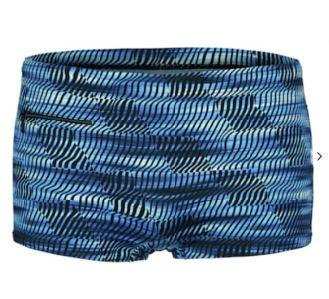 Badehose mit Reißverschlusstasche