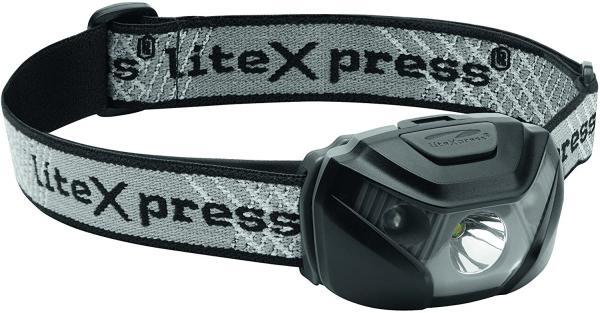 LiteXpress COMPETITION Stirnl. Kopflampen, SMO-Reflektor (3 W LED), Bestandteil der Mischpalette LiteXpress im EK Wert von 1.124,50 EUR
