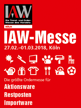 IAW - 27. Internationale Aktionswaren- und Importmesse in Köln