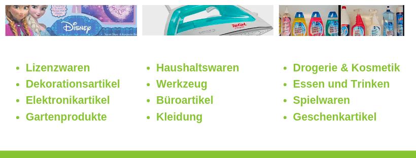 Produkte auf der Eurotrade Eindhoven